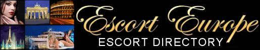 Escort-Europe.com, the Big Directory of Escorts in Europe. Showing Female Escorts, Male Escorts, Transexual Escorts (Shemale and Ladyboys) in Europe, the Middle-East, Asia, America and the whole world. Independent and Agency Escorts.